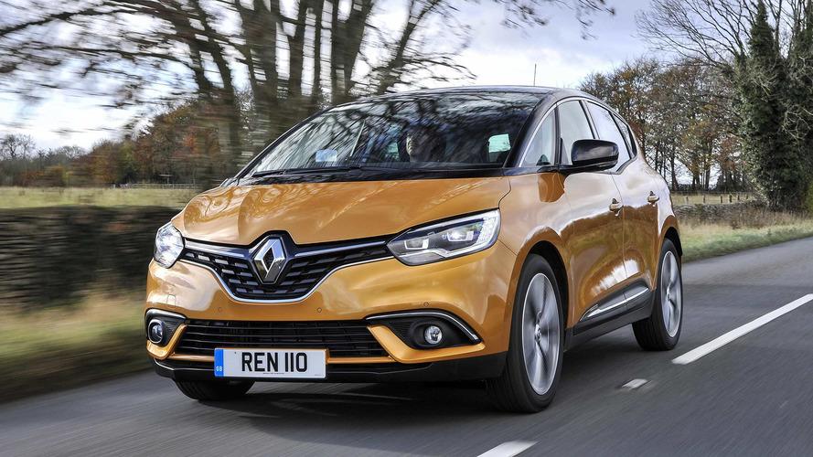 Renault'nun yeni 1.3 TCe motorunu ilk olarak Scenic kullanacak