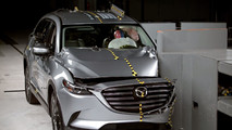 2017 Mazda CX-9 IIHS crash test