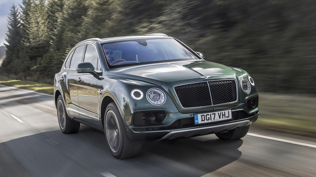 2017 Bentley Bentayga Diesel İlk Sürüş
