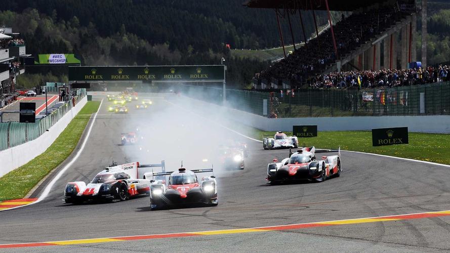 WEC – Toyota se rassure avant les 24 Heures du Mans