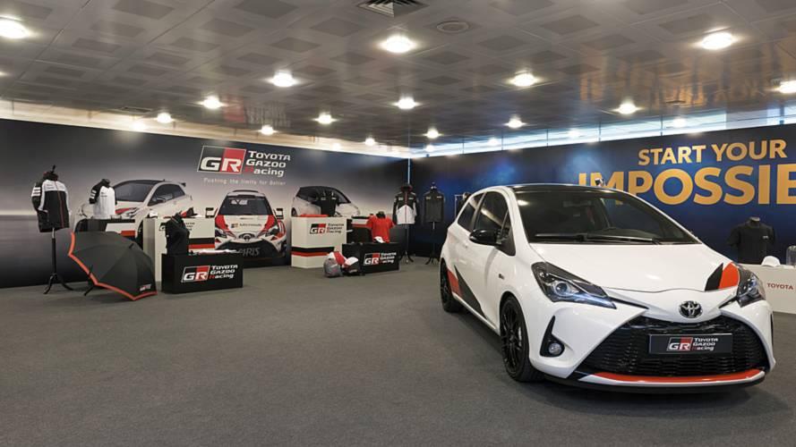 Descubre todos los productos de la Toyota Collection