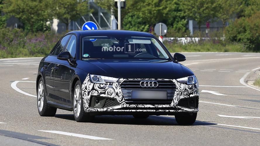 Photos espion - Audi A4
