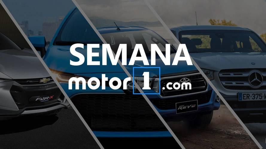 Semana Motor1.com: Novo Corolla avaliado, supercomparativo de SUVs, Yaris nacional...
