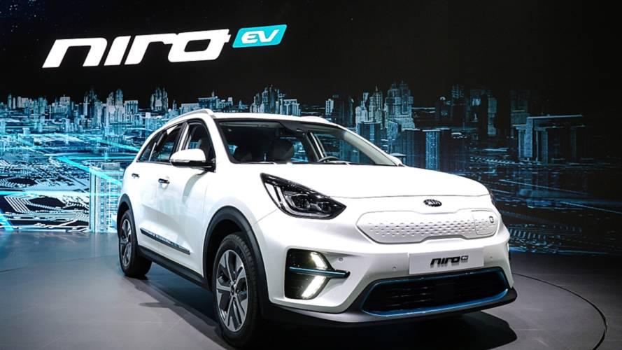 Kia, Niro EV modelinin Kore lansmanını yaptı