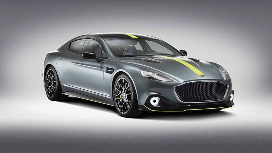 Aston Martin Rapide AMR (2018) - Un dernier au revoir ?
