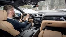Test Bentley Bentayga V8
