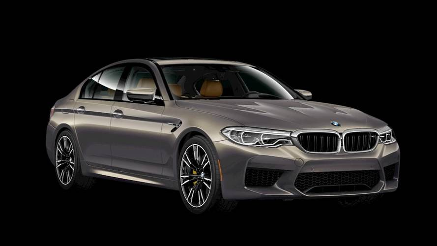 Most Expensive 2018 BMW M5 Costs $138,825