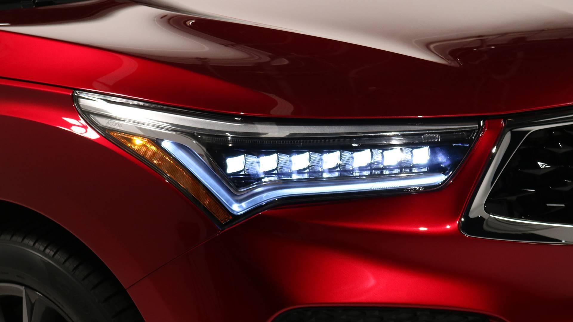 Vwvortex Com 2019 Acura Rdx Prototype Packs More Power More Luxury