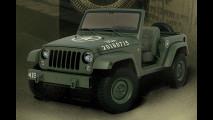 Jeep Wrangler 75th Salute, tributo alla storia del fuoristrada [VIDEO]