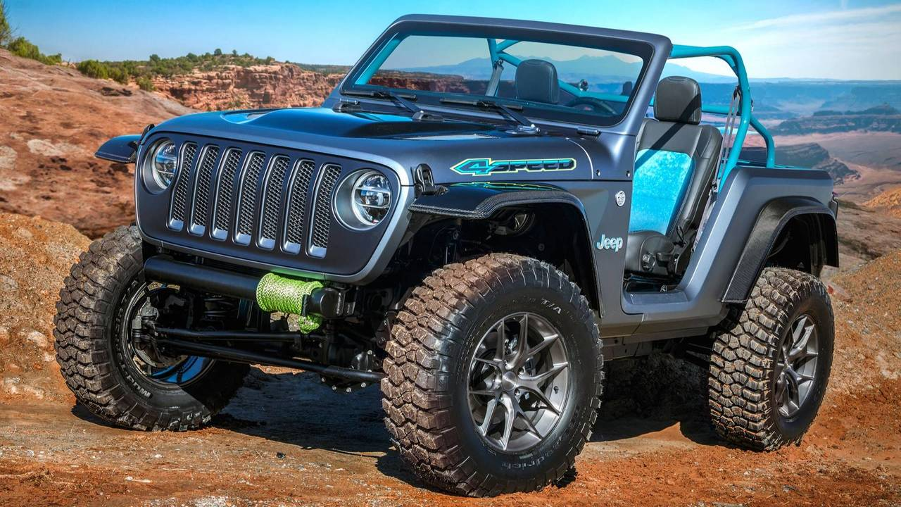 Jeep 4Speed Concept