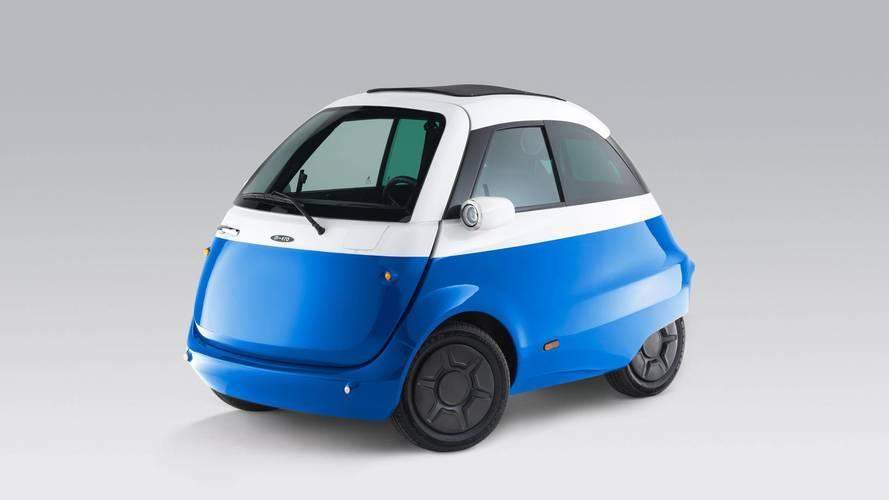 La Microlino, ou l'Isetta électrique suisse, prête à entrer en production