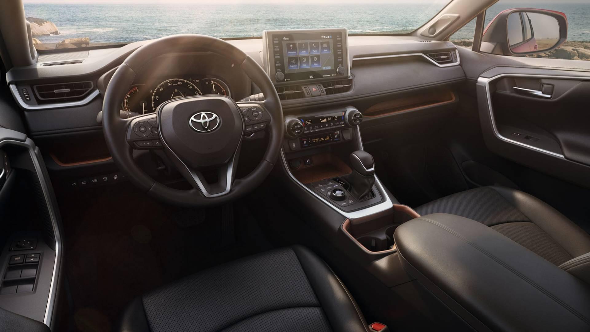 Vwvortexcom All New Fifth Gen 2019 Toyota Rav4 Unveiled In New