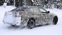 2019 BMW 3 Series spy photo