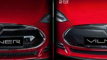 2013 Tesla Model S P85+ by Vilner