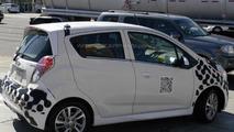 2013/2014 Chevrolet Spark EV prototype spy photo
