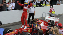 Fernando Alonso, German Grand Prix, 22.07.2012