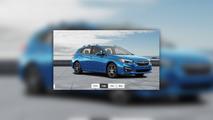 2017 Subaru Impreza Configurator
