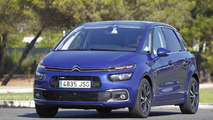 Citroën C4 Picasso azul