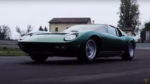 1971 Lamborghini Miura SV proto