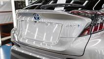 La production du Toyota C-HR débute en Turquie
