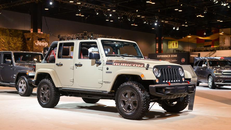 Jeep Wrangler Rubicon Recon'un 6 önemli detayı