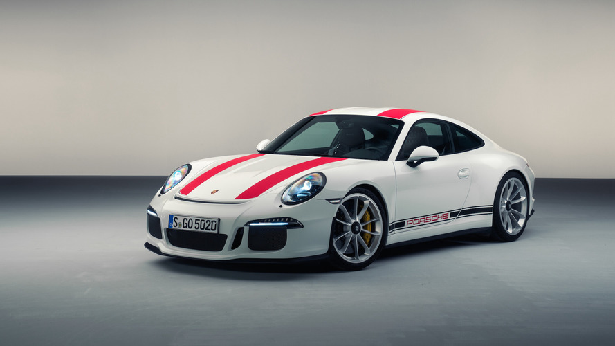 Would you pay over $700k for a used Porsche 911 R?