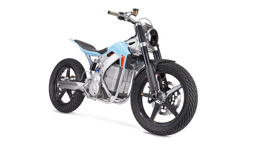 Alta Motors Dirt Tracker concept