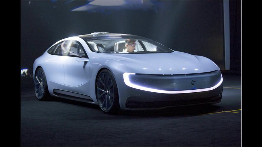 Tesla-Konkurrenz aus China