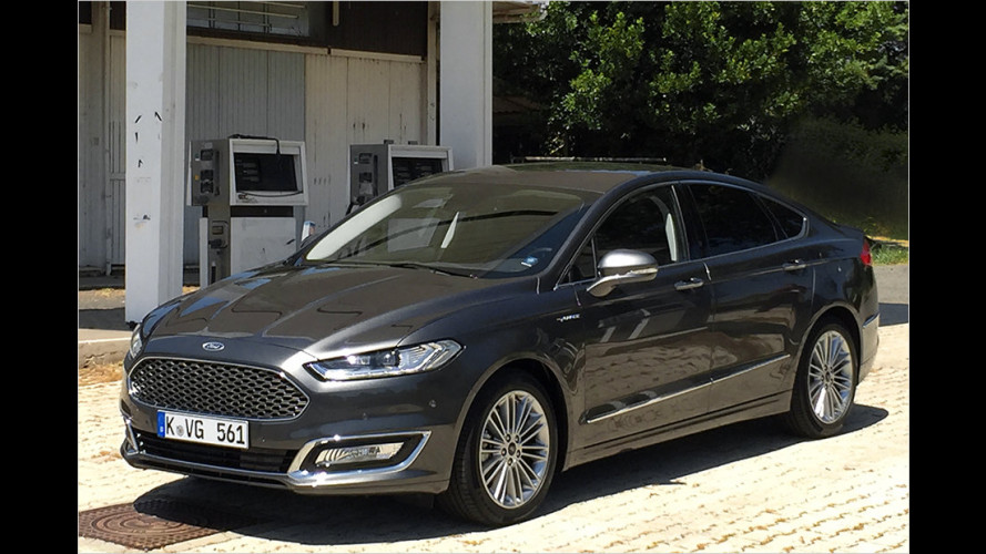 Ford Mondeo Vignale im Test