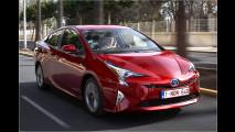 Toyota Prius IV im Test