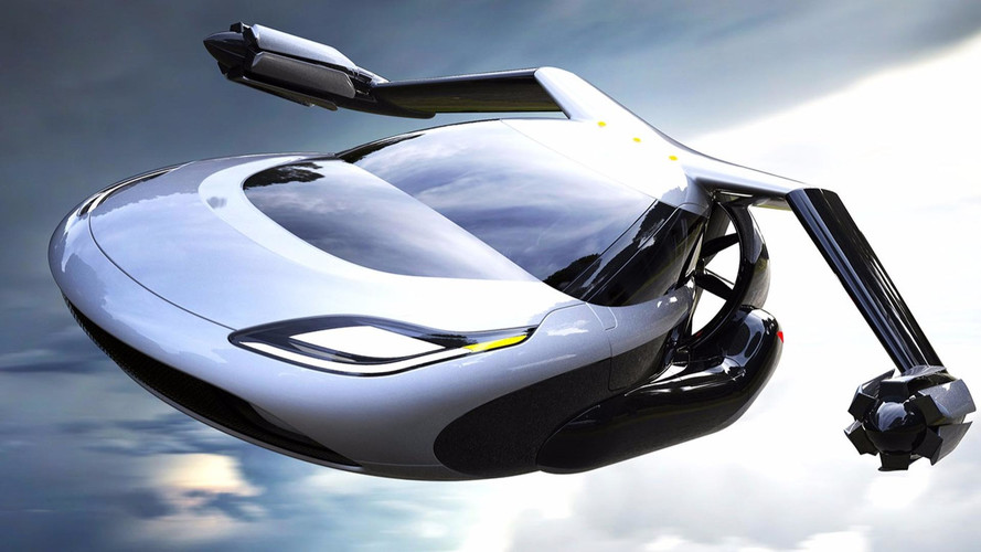 Volvo Owner Geely Buys Electric Flying Car Company Terrafugia