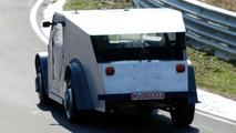 BMW X1 Mule
