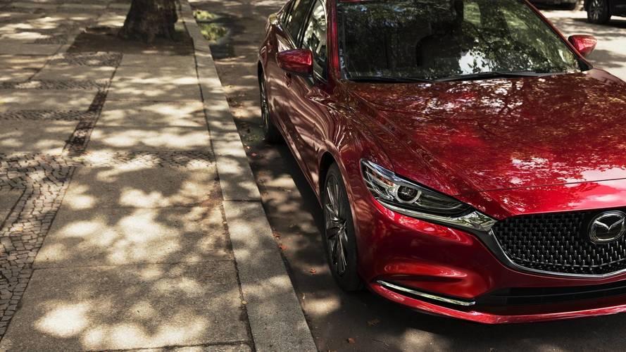 Une nouvelle Mazda6 à Los Angeles