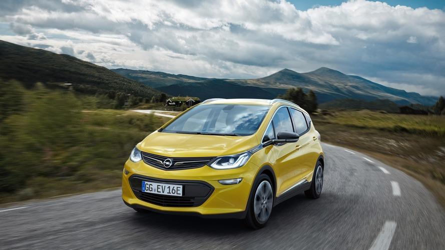 2017 Opel Ampera-e