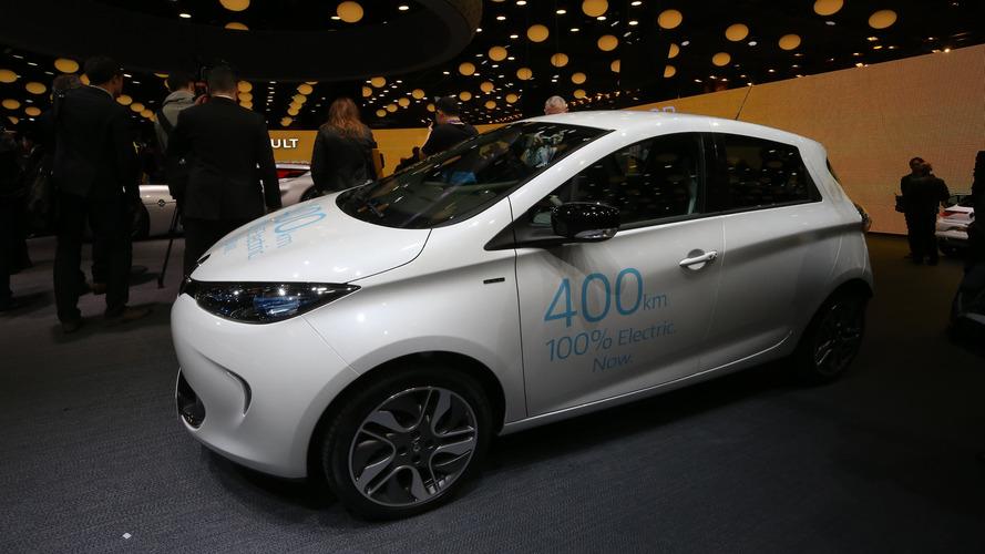 2016 Renault Zoé Z.E.