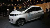 Renault Zoé Z.E. 40 2016 Mondial de l'Automobile