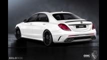 German Special Customs Mercedes-Benz S-Class