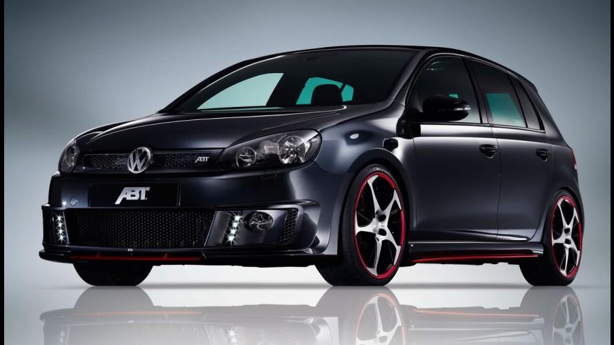 Novo VW Golf GTI VI recebe preparação da ABT em versões de 260cv e 300cv - Veja fotos