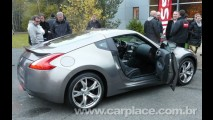 Novo Nissan 370Z 2009  - Esportivo ganha motor V6 de 3.7 litros de 332 cavalos