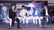 Ma Qing Hua, Team Aguri, Alejandro Agag, CEO Formula E