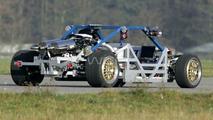 SPY PHOTOS: Mercedes SLS McLaren prototype