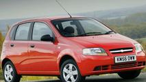 New Entry Level Chevrolet Kalos (UK)
