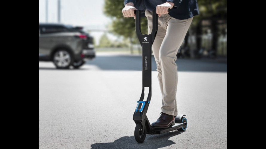 Peugeot e-Kick vince il Red Dot Product Design