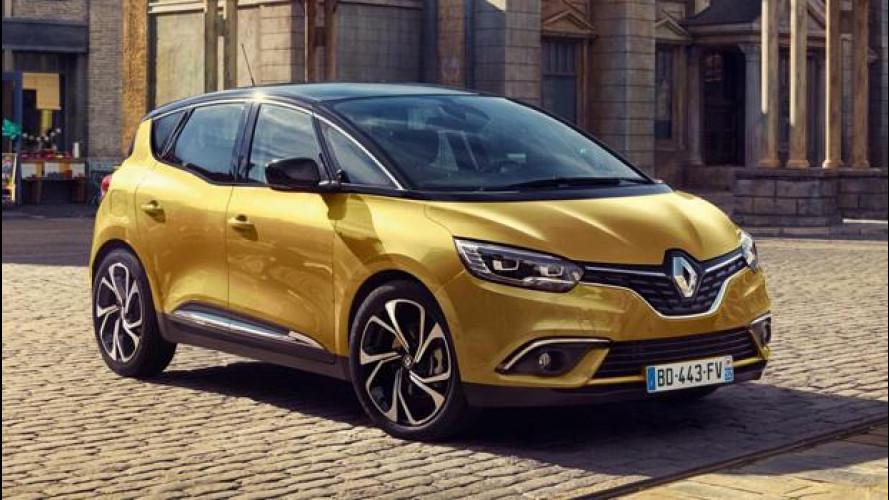 Nuova Renault Scenic: mai così sicura, pratica come sempre [VIDEO]
