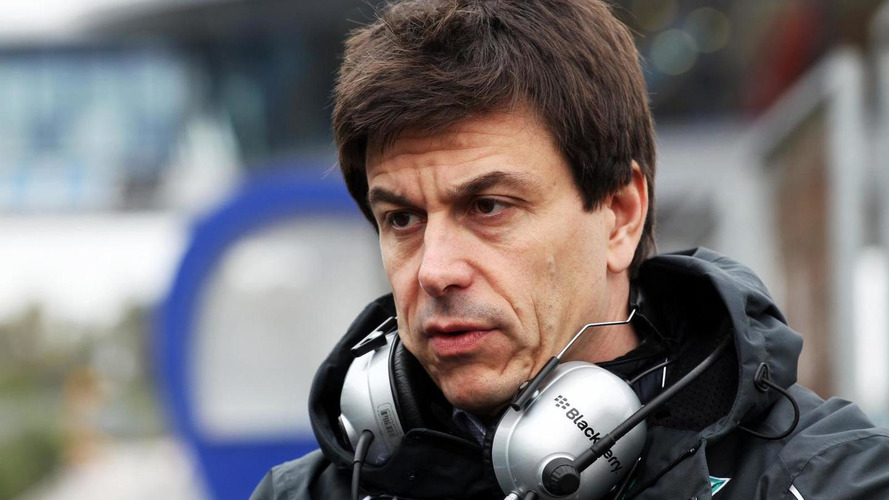 'Humility not jubilation' says Mercedes' Wolff