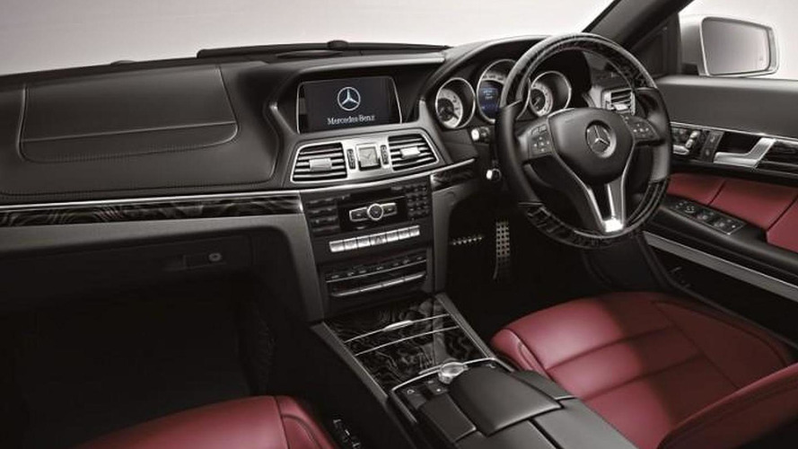Mercedes-Benz launches special edition E 250 Coupe in Japan