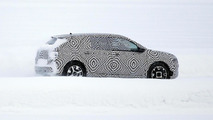 2014 Citroen Cactus spy photo