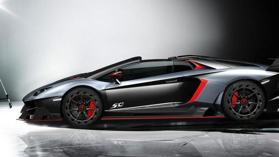 Lamborghini Veneno Roadster in the works - report