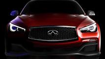 Infiniti Q50 Eau Rouge officially shelved