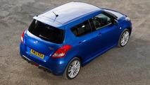 2013 Suzuki Swift Sport five-door (UK-spec) 09.07.2013